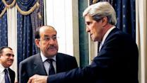 Kerry Warns Iraq on Iran Flights to Syria