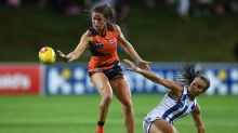 Barr referred to AFLW tribunal for bump
