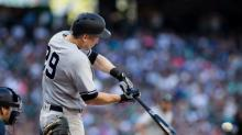 Todd Frazier hits into triple play in first at-bat in New York