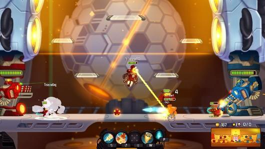 Ronimo Games considering crowdfunding for Awesomenauts content