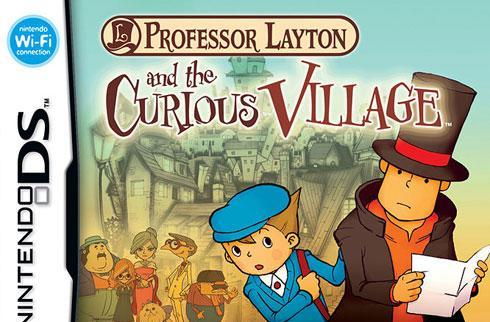 Professor Layton and the Mysterious Village dated Feb 18