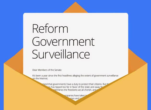 Tech CEOs push US Senate for stronger surveillance reform