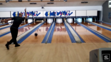 Bowler sets record by slinging perfect 300 game in less than 90 seconds (Video)