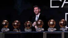 La cérémonie du Ballon d'Or vue de Twitter