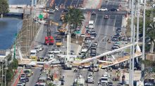Florida school says it was aware of bridge cracks before fatal collapse