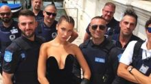 Bella Hadid Is Making A Mockery Of The Venice Police Force's Uniform Code