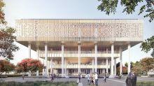 台南再添時尚新景點 複合型圖書館絕美設計必拍