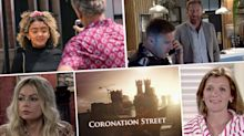 Next week on 'Coronation Street': Curtis reveals his big secret, plus Tyrone gets violent with Fiz's new man (spoilers)