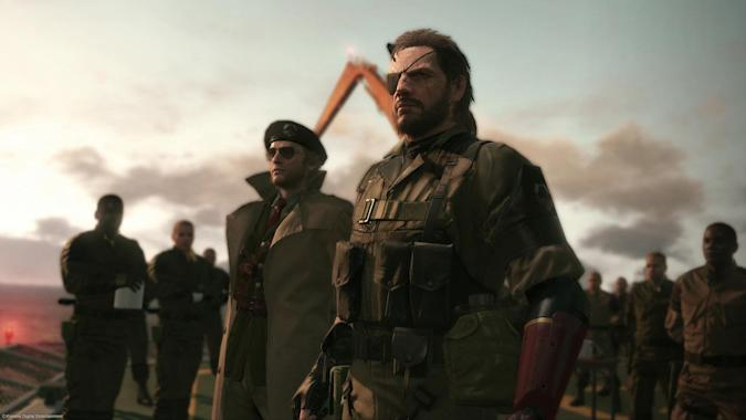 'Metal Gear,' 'The Witcher 3' lead game developers' nominees