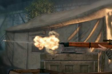 Sniper Elite V2 trailer, dev diary and gallery explode in your face