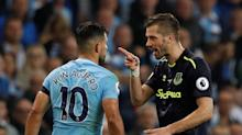 Manchester City held by Everton in stormy stalemate at the Etihad