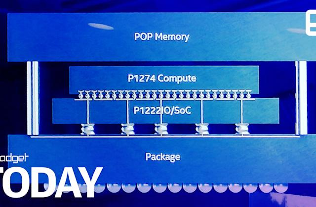 Intel unveils a groundbreaking way to make 3D chips