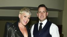 Pink slams troll parent-shaming her husband: 'These are bold statements from a social media spectator'