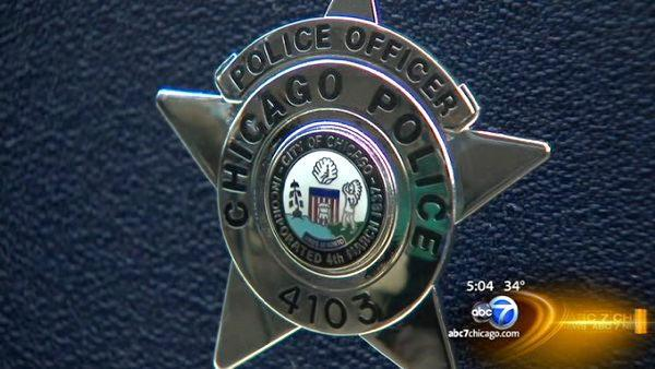 Fallen officer honored at police headquarters