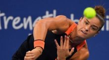 US Open (F) - US Open: Maria Sakkari en huitièmes de finale