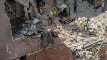 Beirut search effort sparked by dog stops, no survivor found