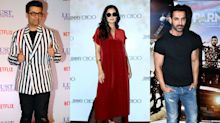 In Pics: Kangana, KJo, Dia up the Summer Fashion Ante