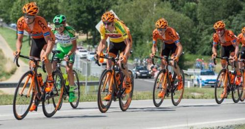 Cyclisme - Amstel Gold Race - L'équipe CCC Sprandi Polkowice s'est fait voler tous ses vélos