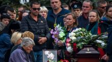 In Kerch, locals fear deadly college attack linked to 'terrorism'