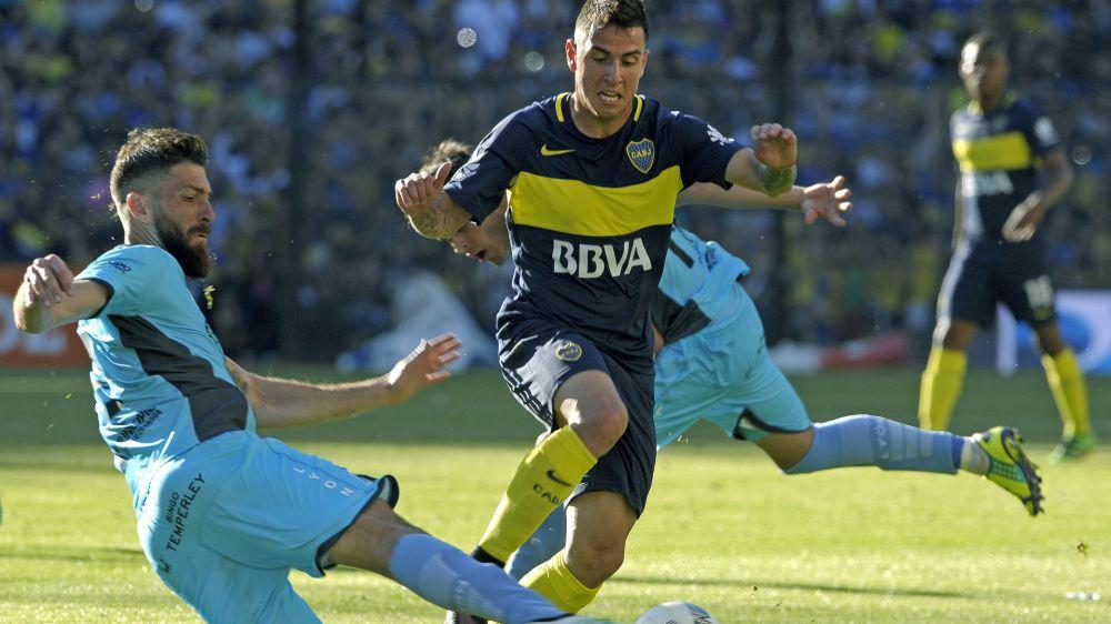 """Solís: """"Si jugamos bien, no tenemos rival"""""""