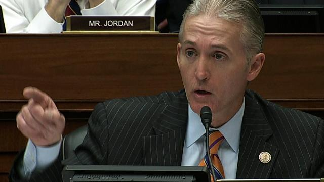 Gowdy: Sept. 12 email said Benghazi strike was