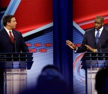 Desantis vs Gillum: Florida governor debate heats up over climate change and race