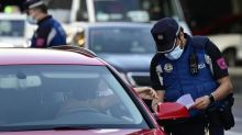 Teile Madrids wegen explodierender Corona-Zahlen abgeriegelt