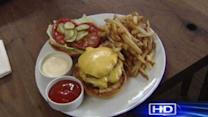 Local burger's name catches national chain's attention