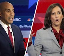 Booker and Harris warn Dems: Electability doesn't just mean appealing to white voters