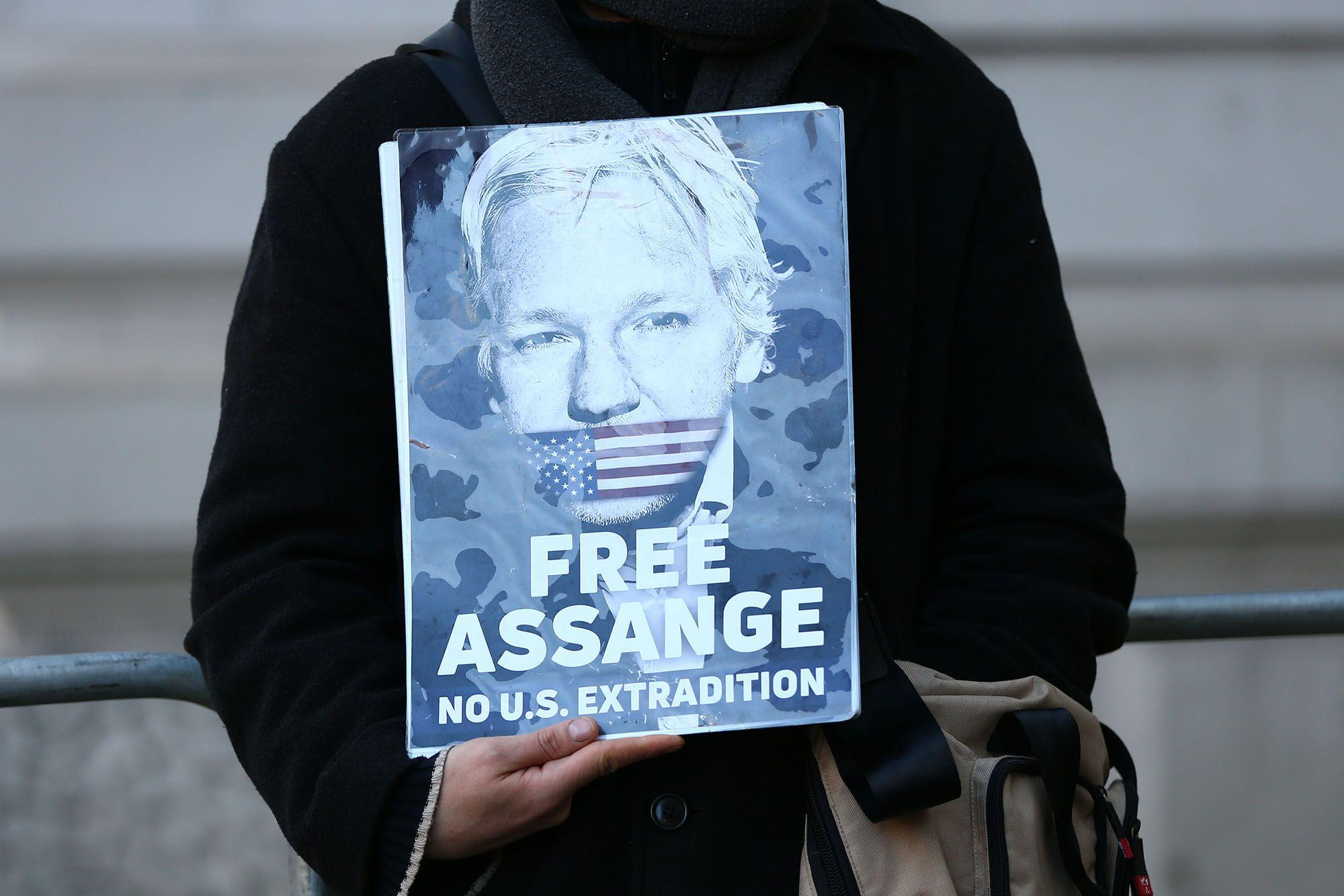 Sweden drops investigation into alleged rape by Julian Assange