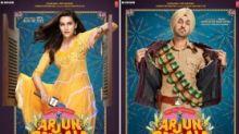 First Look: Meet Diljit & Kriti's Wacky Avatars in 'Arjun Patiala'