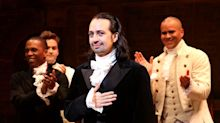 Disney pays a historic £57.6 million to release 'Hamilton' performance as a movie