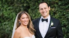 Glee Star Jenna Ushkowitz Marries David Stanley in Los Angeles: 'The Day of Our Dreams'