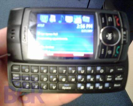 Pantech C810, AT&T's homage to the Helio Ocean