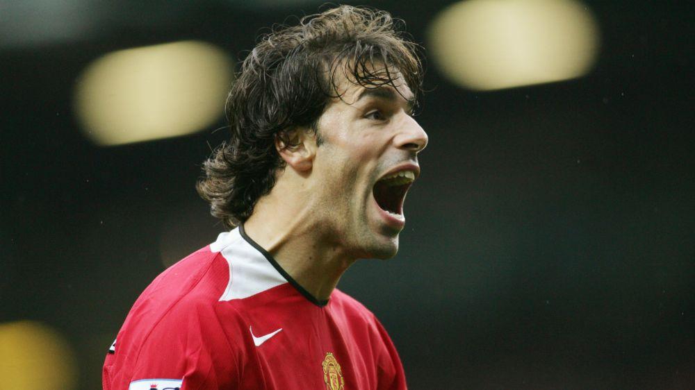 Manchester United, Van Nistelrooy chassé à cause de Ronaldo ?