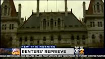 NY Lawmakers OK 5-Day Rent Extension