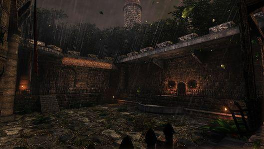 How a level is built in Rise of the Triad