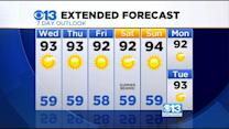 Noon Forecast - 6/18/14