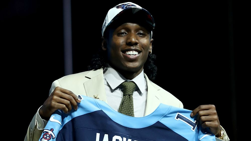 NFL Draft 2017: Forget the Titans, Adoree' Jackson is excited to be in Madden