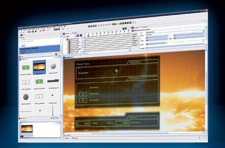 sofatronic's Kaleidoscope software creates interactive applications for Blu-ray