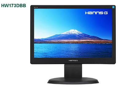 HANNspree intros six Vista-certified widescreen monitors
