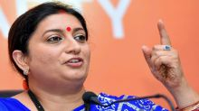 Smriti Irani's Bizarre Analogy on Women's Entry in Sabarimala Temple: 'Will You Take Sanitary Napkin Soaked in Menstrual Blood to Friend's Home?'