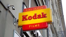 Kodak shares plunge after U.S. blocks $765 million loan deal