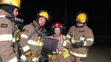 Good News des Tages: Gegen Feuer und Vorurteile – 73-Jährige bei der Feuerwehr