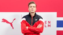 400m hurdles world champ Karsten Warholm on mental health and fashion