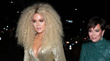 Khloé Kardashian accused of cultural appropriation over Diana Ross-inspired look