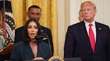 'KUWTK' takes a look inside Trump's meeting with Kim Kardashian and three commuted ex-prisoners