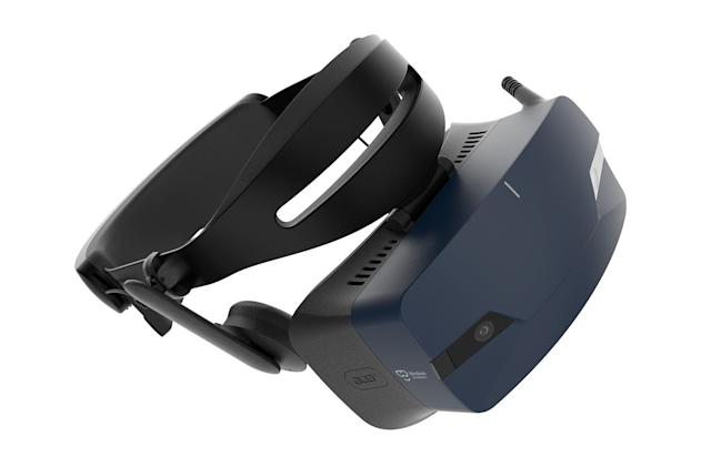 Acer's new Windows Mixed Reality headset has detachable parts