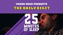 Daily Digit: The internet is making you lose sleep.