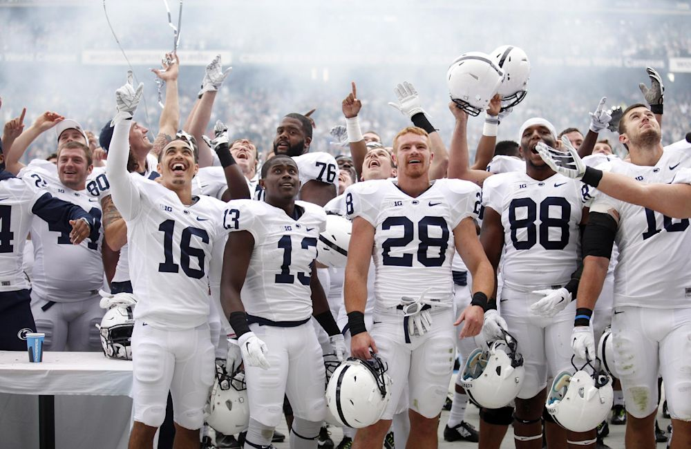 Penn State tops UCF 26-24 with last-second FG
